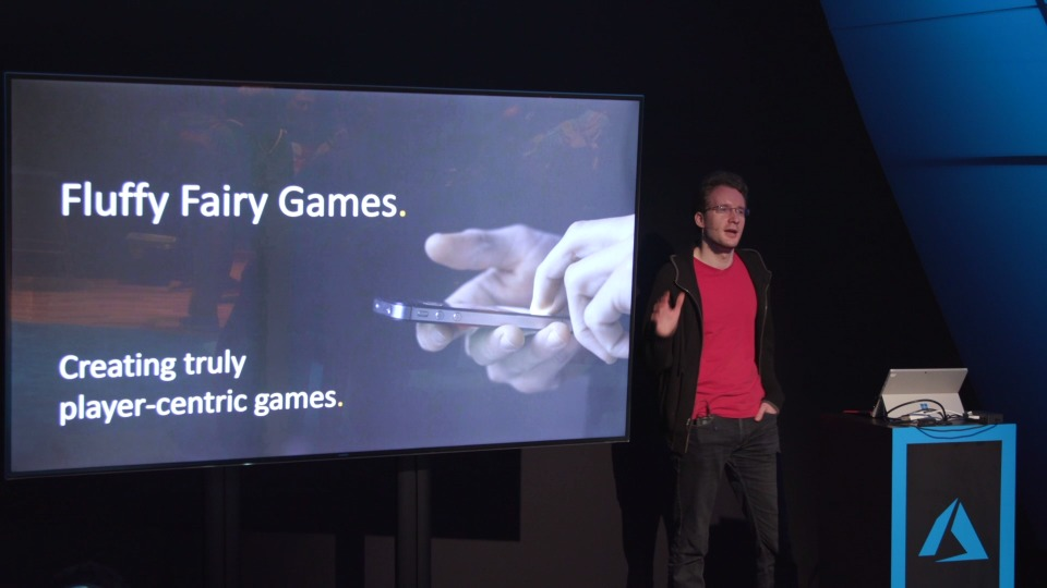 Fluffy Fairy's Lean Approach to Game Development --  How an Indie Studio Grew a Hit Game After Only 8 Weeks - Theater presentation