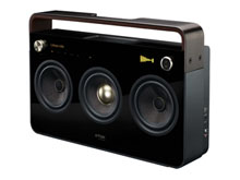 TDK Brings Back the Boombox