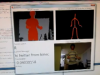 Tweeting from Kinect concept