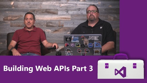 Building Web APIs Part 3