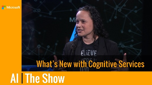 What's New with Cognitive Services