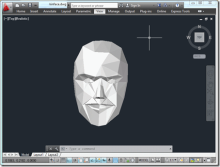 Kinect to AutoCAD v1.5 and some AutoCAD Face Tracking too