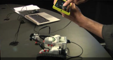 LEGO Mindstorms, Windows Phone, Azure and you