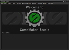 GameMaker: Studio for Windows 8