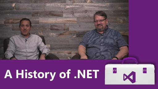A History of .NET