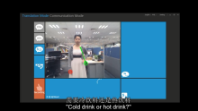 Using the Kinect to read Sign-Language