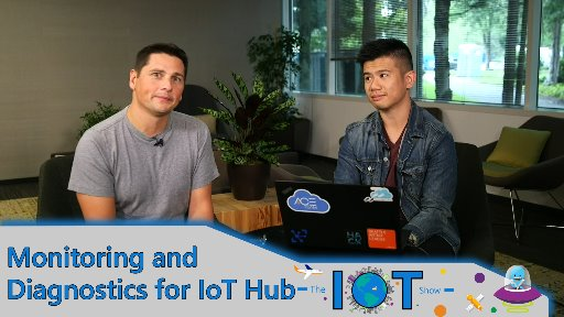 Monitoring And Diagnostics of an IoT Solution with Azure IoT Hub
