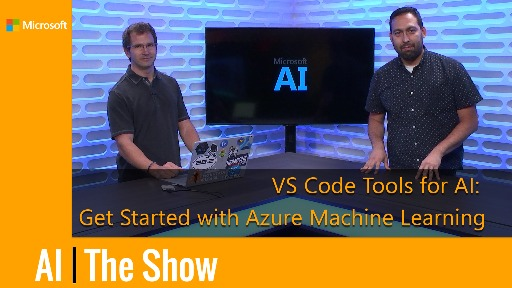 Get Started with Azure Machine Learning with VS Code Tools