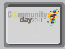 Belgian Community Day 2011