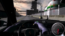 """Avatar Car Driving with Microsoft Kinect V2"""