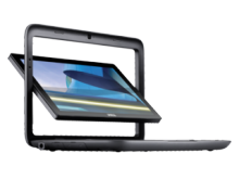 Dell's Inspiron Duo is the World's First Fliptop PC