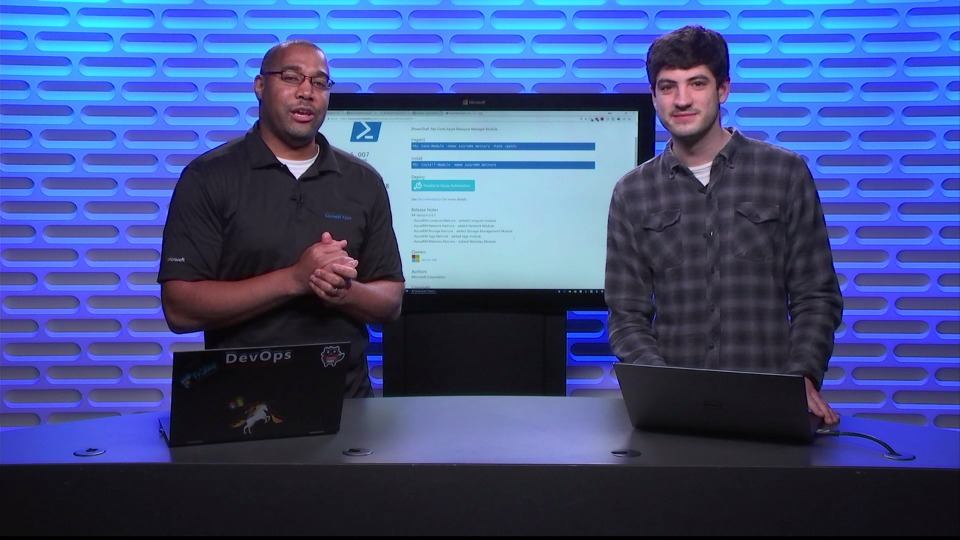 Using PowerShell Core with Azure