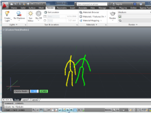 AutoCAD and the Kinect