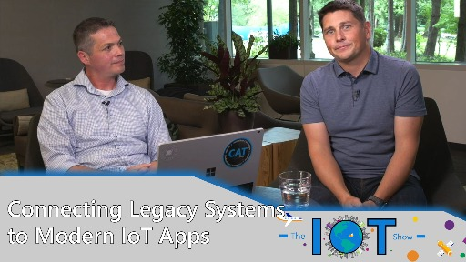 Connecting Legacy Systems to Modern IoT Apps