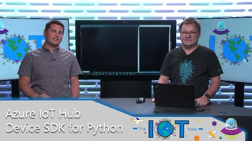 Azure IoT Hub device SDK for Python