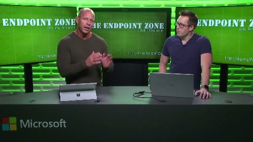 The Endpoint Zone with Brad Anderson [1801]