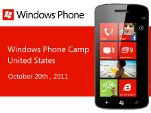 Windows Phone Camps Online USA