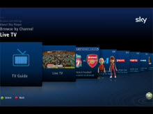 Kinect for Xbox 360 + Sky Player Brings Minority Report-Style TV That Little Bit Closer