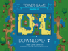 Thinking about building your own Tower Game? Start with TGSK (Tower Game Starter Kit)