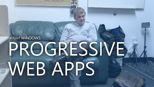 #ifdef PROGRESSIVE_WEB_APPS