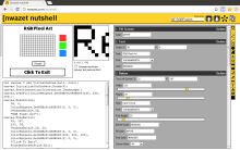 Going nuts with Nutshell, a visual screen designer for the Netduino Go Touch Display module