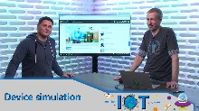 Device Simulation with Azure IoT