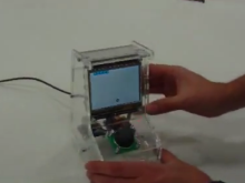 Snake away with a .NET Gadgeteer arcade console and Snake game
