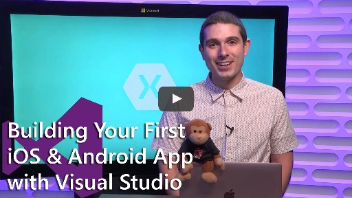 Building Your First iOS & Android App in Visual Studio for Mac