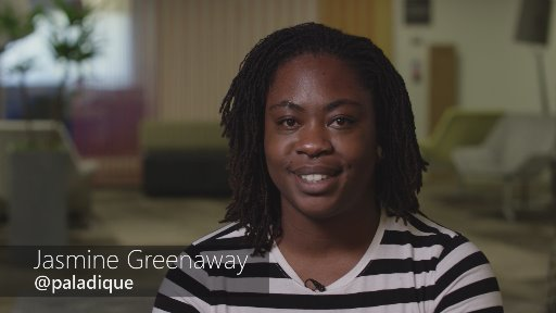Meet Jasmine Greenaway, Cloud Developer Advocate at Microsoft