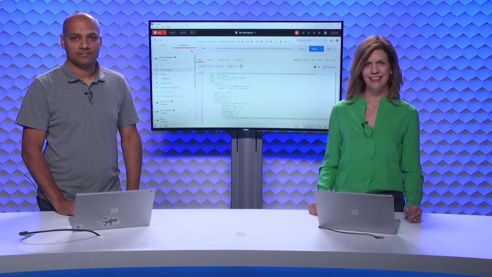 Managing costs with the Azure Budgets API and Action Groups