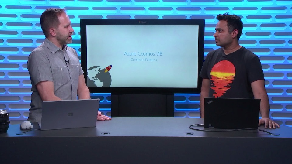 Common design patterns with Azure Cosmos DB