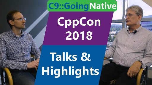 Talks and Highlights From CppCon 2018!