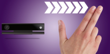 Kinect gestures, an implementation walk through