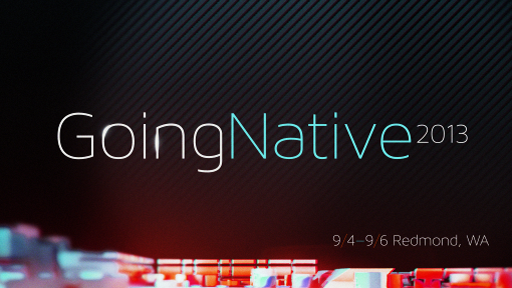 GoingNative 2013 Streaming Live, Sept.4-6, 9AM PST