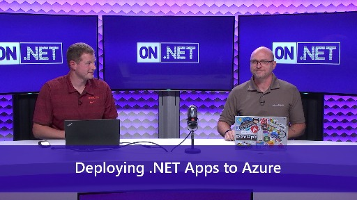 Deploying .NET Web Apps to Azure