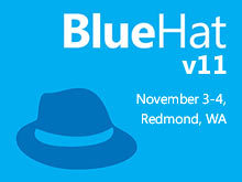 BlueHat Security Briefings: Fall 2011 Sessions