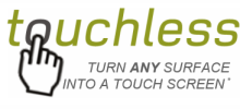 """""""Touchless Touch"""" with the Kinect"""