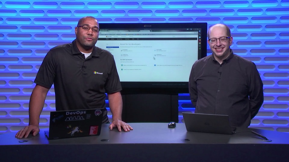 Get started with the Azure SDK for Go