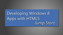 "Jumping into HTML5 Dev with the ""Developing in HTML5 with JavaScript and CSS3 Jump Start"""