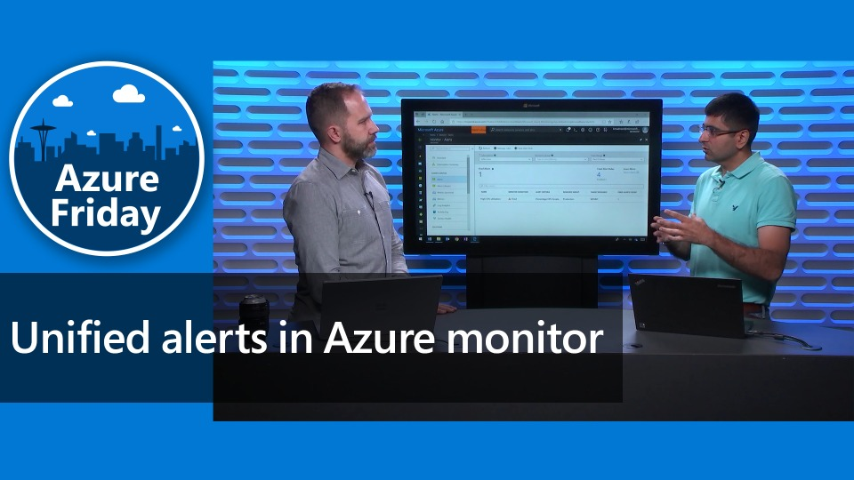 Unified alerts in Azure Monitor