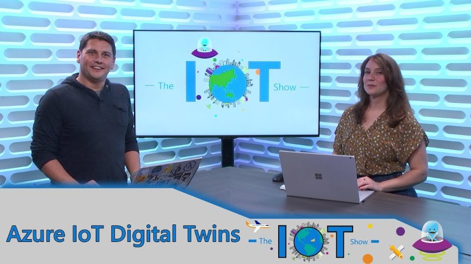 Getting started with Azure Digital Twins