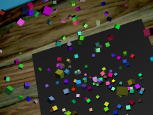 How about a little physics in your augmented reality?