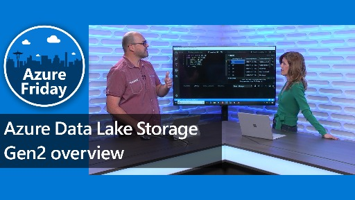 Azure Data Lake Storage Gen2 overview