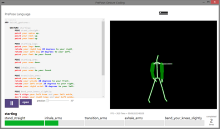 Prepose, a Kinect for Windows v2 Scripting Language