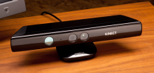 Tilt and Smoothing Parameters WPF controls for your next Kinect Project