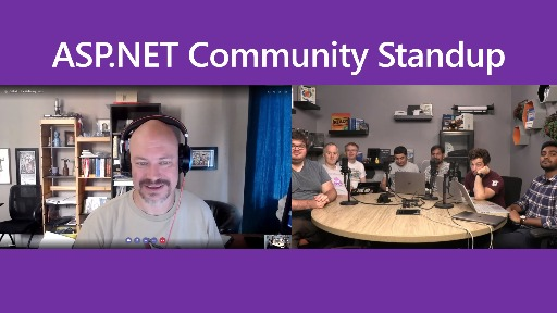 ASP.NET Community Standup - Aug 7, 2018 - Meet the MVC Team!