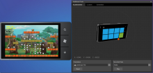 HTML5 Platformer game PhoneGap'ed onto Windows Phone 7.1(5)
