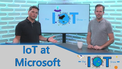 Azure IoT Inception and Vision
