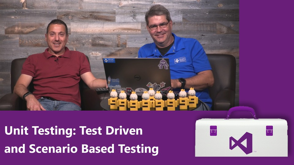 Unit Testing: Test Driven and Scenario Based Testing