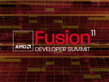 AMD Fusion Developer Summit 11